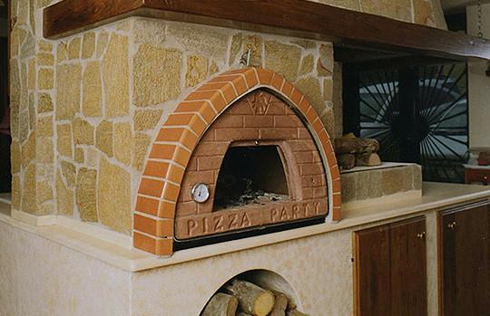 Forno a legna per pizza, i leader in Italia.   Scrivi e Guadagna ...