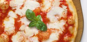 pizza senza lattosio