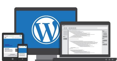 wordpress sito web