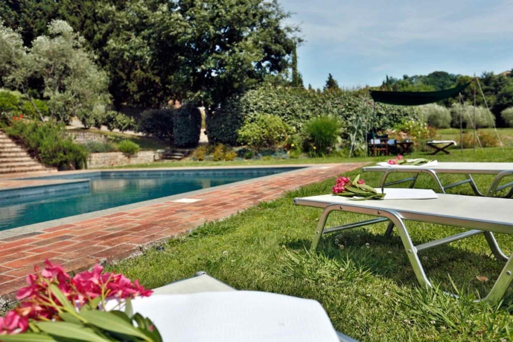 villa vacanze toscana